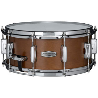 tama soundworks kapur snare drum - 14x6
