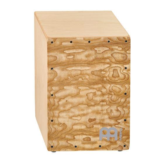 meinl jam cajon tamo ash finish cajons world percussion steve weiss music. Black Bedroom Furniture Sets. Home Design Ideas