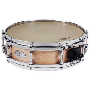 black swamp mercury series snare drum - solid maple soundart 14x4