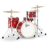 gretsch brooklyn series 4 piece shell pack - tabasco