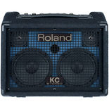 roland kc-110 battery powered stereo keyboard / electronic percussion amplifier