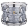 ludwig usa club date shell pack - sky blue pearl 20,12,14