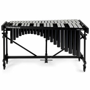 marimba one 3.0 silver one vibe vibraphone with motor