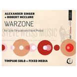 singer/mcclure-warzone-4t/prerecorded audio