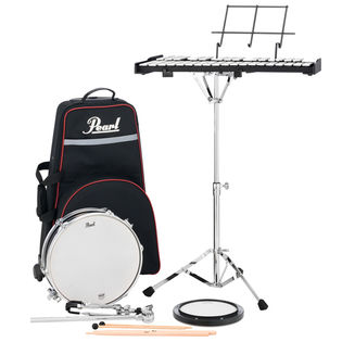 pearl pl910c percussion learning center with rolling cart