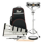 Pearl PL910C Percussion Learning Center with Rolling Cart Alternate Picture