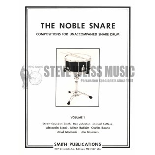 smith, stuart s.-noble snare vol. 1-sd