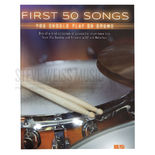 various-first 50 songs you should play on drums