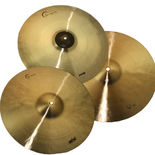 "dream 14"" trihat diversity hit-hat cymbal set"