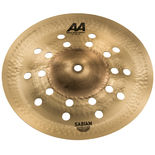 "sabian 10"" aa mini holy china splash cymbal"