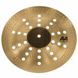 "sabian 12"" aa mini holy china splash cymbal"