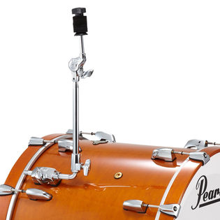 pearl bass drum shell mount cymbal holder