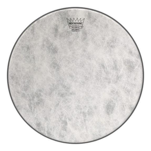 remo classic fit fiberskyn diplomat drum head snare drum heads tom heads drum set drum. Black Bedroom Furniture Sets. Home Design Ideas