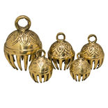 weiss 5 piece elephant bell set