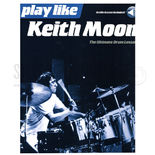 ziker-play like keith moon (audio access included)