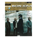hal leonard drum play-along-bon jovi vol. 45 (audio access included)
