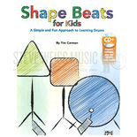 carman-shape beats for kids (cd)