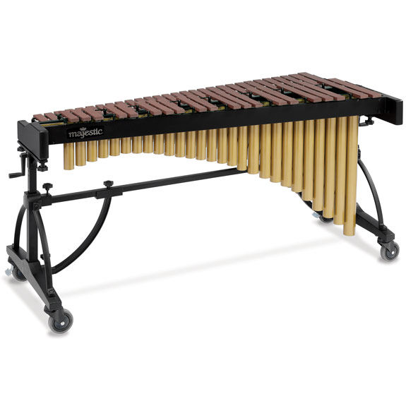 Majestic M6540P 4 Octave Synthetic Concert Marimba ...