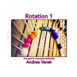 sammut-rotation i arr. venet (sp) ensemble version-b/2v/ 2m/5t/p/2 opt. synth