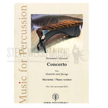 sejourne-concerto for marimba & orchestra  2015 first movement only (sp)-m/pn red.