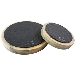 beetle percussion pine practice pads - single sided