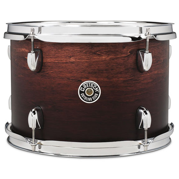 gretsch catalina club classic 3-pc. shell pack  8x12,14x14,14x20 color = satin antique fade