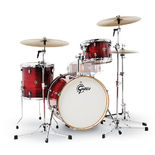 gretsch catalina club classic 3 piece drum set shell pack