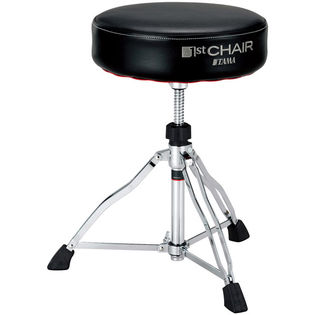 tama 1st chair round rider drum throne