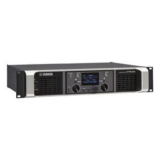 yamaha px series px8 dual channel 1050 watt power amp