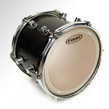 "evans 18"" clear ec1 single ply drum head"