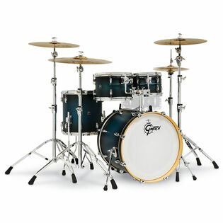 "gretsch renown 4 piece maple shell pack - 20"" bass drum"