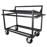 pageantry innovations sc-20 double speaker cart