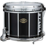 tama maple marching snare drum - 14x12