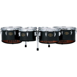tama marching tenor sets - maple