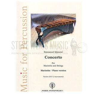 sejourne-concerto for marimba & orchestra 2015 version complete (3 mvts.)-(solo m/piano red.)