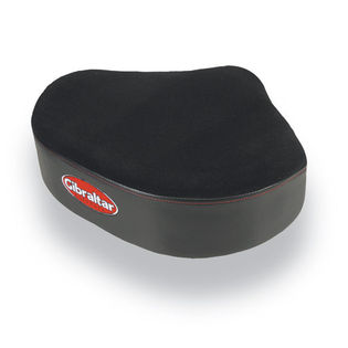 gibraltar oversized motocycle drum throne seat top