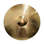 "weiss 20"" traditional cast ride cymbal (demo)"
