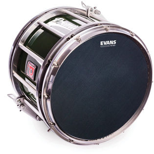 evans pipe band snare batter drum head