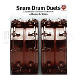 brown-snare drum duets (audio access included)