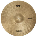 "sabian 17"" sr2 light suspended cymbal"