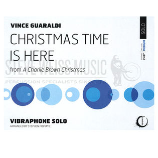 guaraldi christmas time is here arr primatic v - Vince Guaraldi Christmas Time Is Here