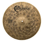 "bosphorus 18"" syncopation series crash cymbal"