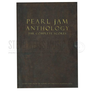 pearl jam anthology: the complete scores (deluxe box set)