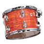 mod orange ludwig classic maple fab kit - 22/13/16