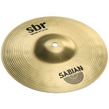 "sabian 10"" sbr series splash cymbal"