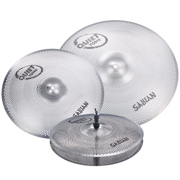 sabian quiet tone practice cymbal set qtpc503 cymbal packs and cymbal sets steve weiss music. Black Bedroom Furniture Sets. Home Design Ideas