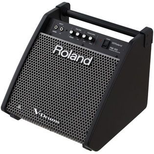 roland personal monitor amplifier (pm100)