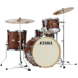 "tama s.l.p. 3-piece fat spruce shell pack - 20"" bass drum"