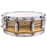 ludwig raw brass snare drum - 14x5