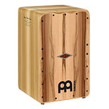 meinl artisan edition fandango line cajon - indian heartwood